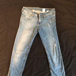H&M Skinny Jean WOMENS 27/30